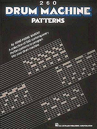 Bardet, R: 260 Drum Machine Patterns