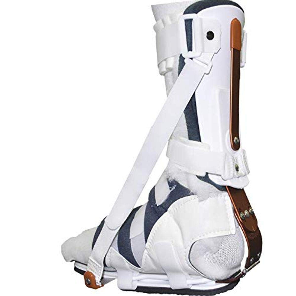 DDA Dynamic quality assurance Dorsi-Assist AFO Topics on TV Orthosis Ch Articulating Ankle