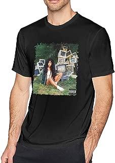 SZA Ctrl Men's Casual Fashion Short Sleeve T-Shirt