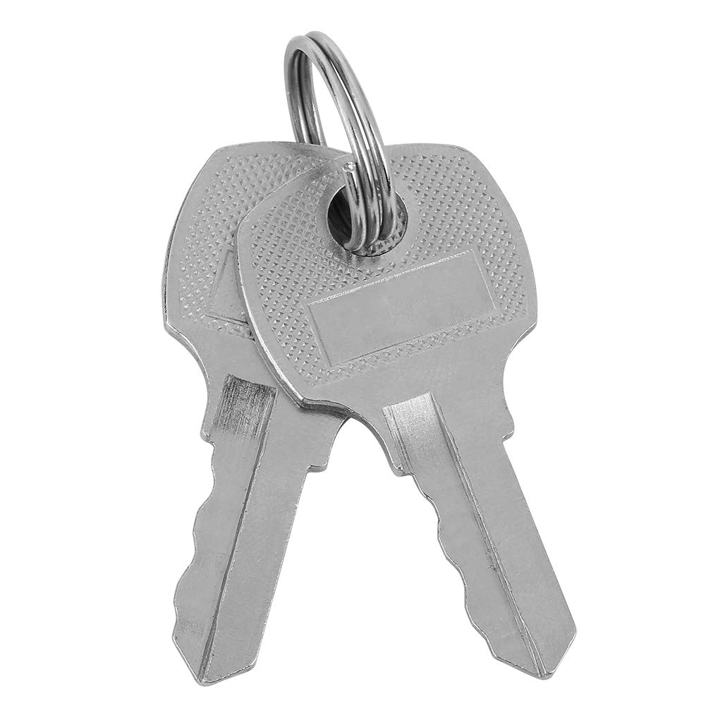 Plastic 22mm Mount Key Operated Switch 2 High Reliability H Ranking TOP16 Keys 2021 spring and summer new