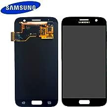 Repuesto de pantalla LCD Amoled original para móvil Samsung Galaxy S7 G930F, referencia GH97-18523A
