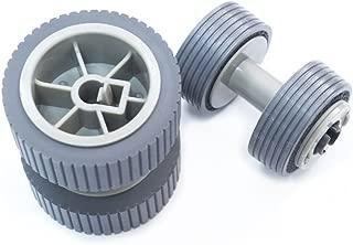 SLON Scanner Brake Pick Roller for Fujitsu fi 6130 6225 6130Z 6230 6140 6240 6120 Fi-6130 Fi-6225 Fi-6130Z Fi-6230 Fi-6140 Fi-6240 Fi-6120 Parts No :PA03540-0001 PA03540-0002