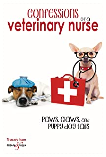 Confessions of a Veterinary Nurse: Paws, claws and puppy dog  tails