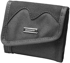 Promaster Deluxe Filter Case - Holds 3 Filters up to 82mm