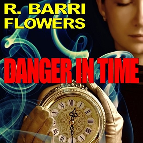 Danger in Time audiobook cover art