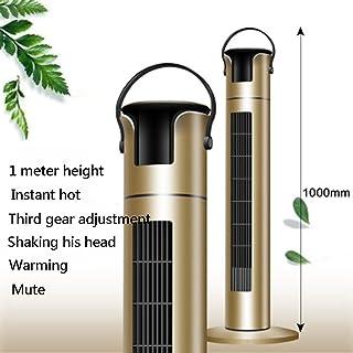 OOFAT Calentador De Espacios, Calefactor Eléctrico Portátil, con 3 Niveles, Termostato De Regulación, Calefactores De Ambiente Interior con Protección contra Sobrecalentamiento,B