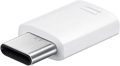Samsung Micro USB to USB-C Adapter - White - EE-GN930BWEGUS