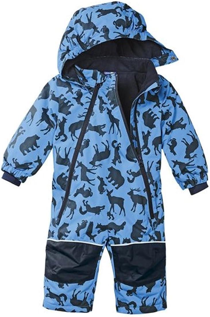Lupilu Baby Kinder Mädcher Schneeoverall Schneeanzug Overall Winter navy 104