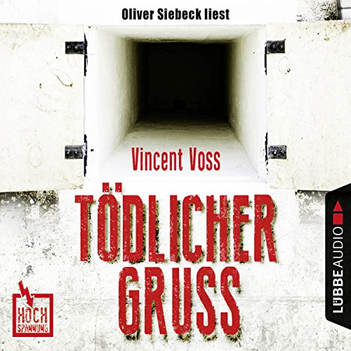 Tödlicher Gruß (Hochspannung 1) audiobook cover art