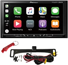 "$345 » Pioneer MVH-AV251BT Stereo Safe Driver's Bundle with Voxx Backup Camera. Multimedia 7"" Receiver with Apple CarPlay, Androi..."