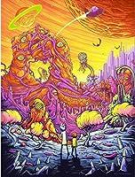 工芸品5DDiyレッドビッグフラワーダイヤモンド絵画クロスステッチダイヤモンド刺繡モザイクヨーロッパの家の装飾-30x40cm