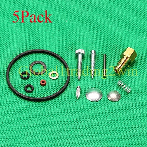 Replacement Parts, 5x Carburetor Kit for Tecumseh Hm70 Hm80 Hm90 Hm100 Hh100 Vh100 Hhm80 Hmsk80