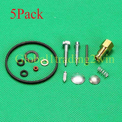 Replacement Parts, 5x Carburetor Kit for Tecumseh Hm70 Hm80 Hm90 Hm100 Hh100 Vh100 Hhm80 Hmsk80