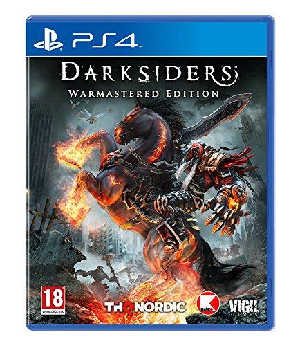PS4 Darksiders: Warmastered Edition UK Import auf deutsch spielbar