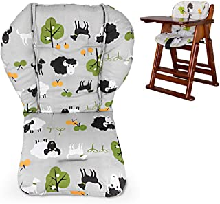 Best baby high chair pads and cushions Reviews