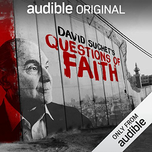 David Suchet's Questions of Faith audiobook cover art