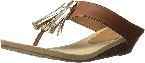 Kenneth Cole REACTION REACTION Wohommes Great Tassel Wedge Sandal  marques de mode