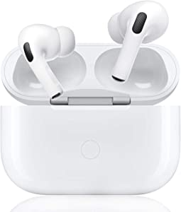 Wireless Earbuds Bluetooth 5.0 Headphones Noise canceling Earphone Wireless with Charging Case 3D Stereo AirBuds Auto Pairing Built-in Mic 30H Play Time Bluetooth Earplugs for iPhone/Android