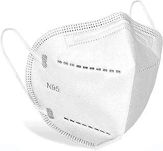 Sanket N-95 5 Layer Double Washable Reusable Unisex Face Masks Pack of 25