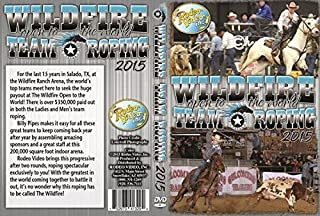 wildfire team roping