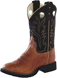 [Old West] Kids cw2553?Western Boot