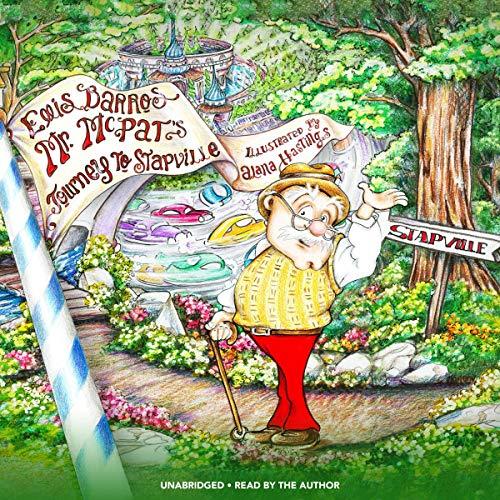 Mr. McPat's Journey to Stapville cover art