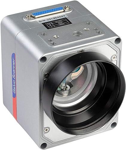 new arrival Cloudray outlet online sale Fiber Galvo Scanner Head RC1001 Input Aperture 10mm Wavelength 1064nm popular for Laser Marking sale