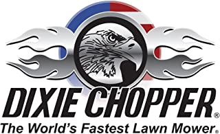 Dixie Chopper Spindle Fan wth Decal for 3066LP & More Lawn Mowers / 300058