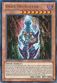 Yu-Gi-Oh! -X3 (cards) Dark Necrofear (LC03-EN002) - Legendary Collection 3: Yugi's World - Limited Edition - Ultra Rare