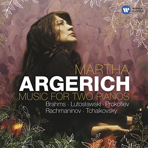 Martha Argerich-Music For Two Pianos