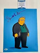 Joe Mantegna Autographed Signed Memorabilia The Simpsons Fat Tony 11X14 Photo Autographed Signed Memorabilia Beckett COA