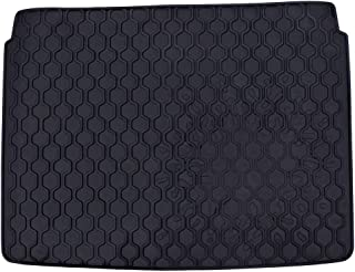 TURBOSII For Jeep Rear Cargo Floor Mats Floor Liner Car Rear Boot Liner Fit For 2015 2016 2017 2018 2019 Jeep Renegade(Black) - coolthings.us