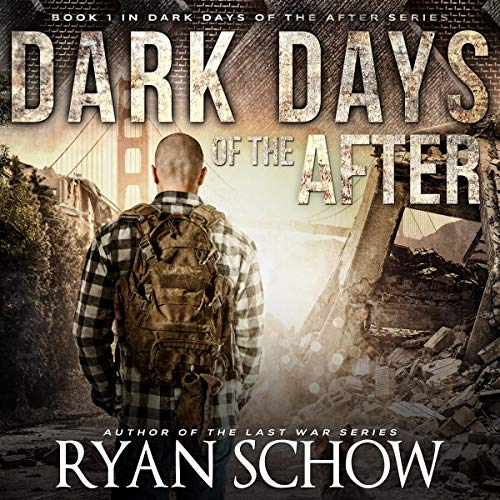 Dark Days of the After audiobook cover art