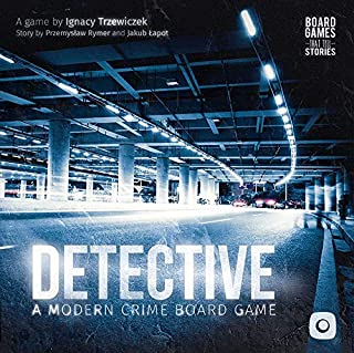 Best detective board game Reviews
