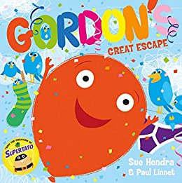 Gordon's Great Escape by [Sue Hendra, Paul Linnet]
