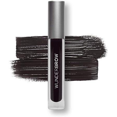 Wunder2 Wunderbrow Waterproof Eyebrow Gel for Long Lasting Makeup, Jet Black