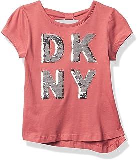 DKNY Girls' Ss T-Shirts