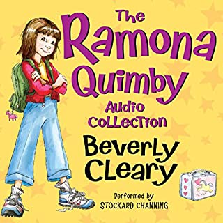 The Ramona Quimby Audio Collection audiobook cover art