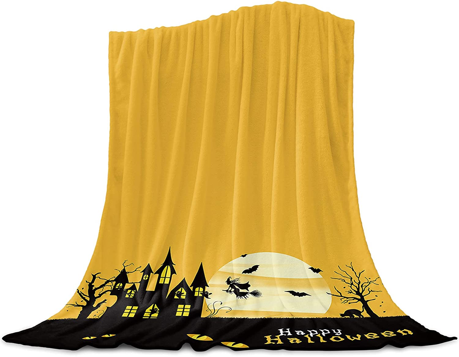 Cloud Dream Home Flannel Fleece Hallo Max 77% OFF Blanket Throw Quantity limited inches 40x60