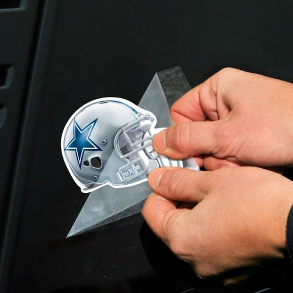 Dallas Cowboys Offizieller Nfl 10 2 X 10 2 Cm Gestanzter Aufkleber Sport Freizeit