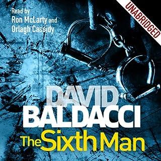 The Sixth Man: Sean King and Michelle Maxwell, Book 5 Titelbild