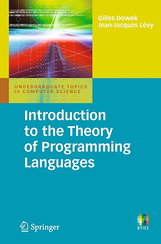 つづり保守可能濃度Introduction to the Theory of Programming Languages (Undergraduate Topics in Computer Science) (English Edition)