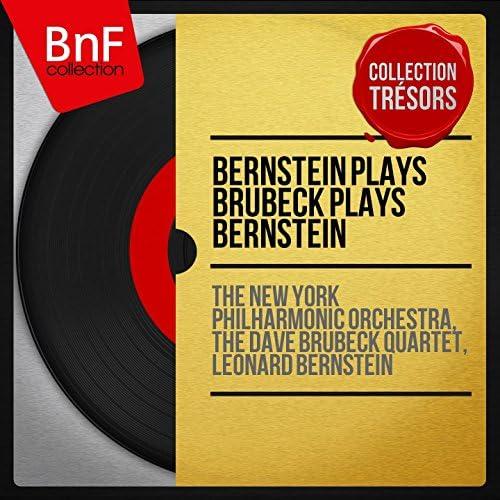 The New York Philharmonic Orchestra, The Dave Brubeck Quartet, Leonard Bernstein