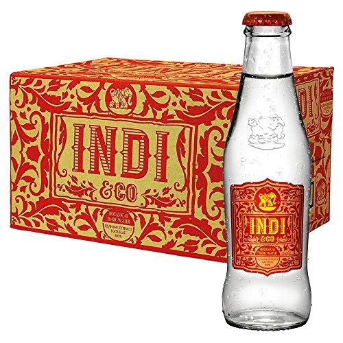 INDI & Co. Botanical Tonic Water 24 x 0,2L