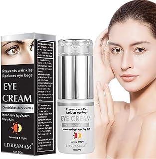 Crema para los OjosContorno OjosCrema Contorno OjosEye CreamContorno de Ojos Antiarrugas Anti-edad para ojerasbolsas...