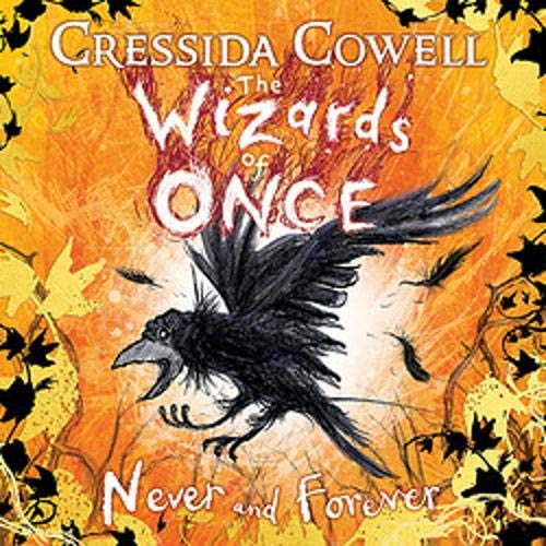 The Wizards of Once: Never and Forever cover art