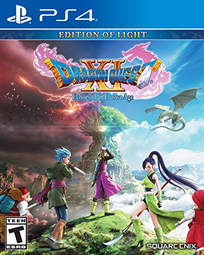 Dragon Quest XI: Echoes of An Elusive Age for PlayStation 4