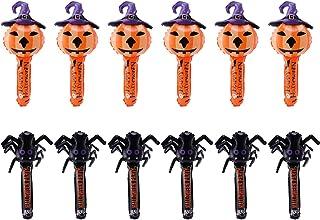 BESPORTBLE, 12 peças, artigos de festa de Halloween, decoração de balão durável para decoração de crianças de Halloween
