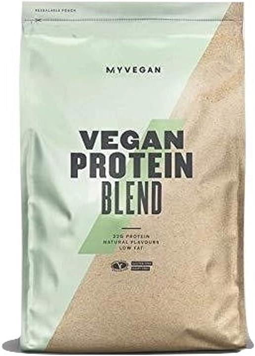 Proteine vegane myprotein vegan blend proteine in polvere - 1 kg B00L7X970S