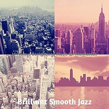 Vivacious Background Music for Manhattan
